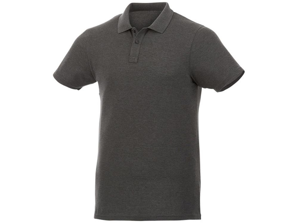 Рубашка поло Liberty мужская, темно-серый