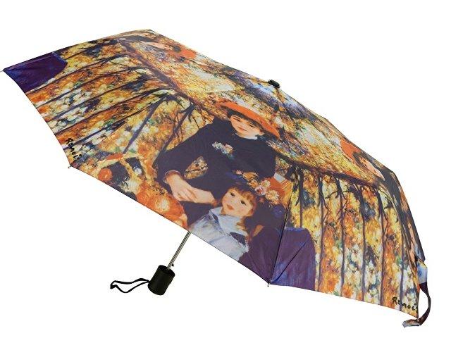 Набор «Ренуар. Терраса»: платок, складной зонт