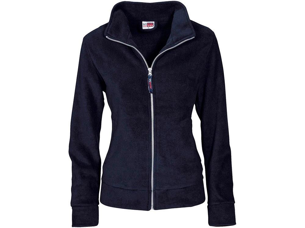 Куртка флисовая Nashville женская, темно-синий