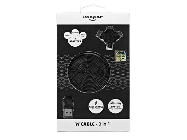 USB-переходник «W Cable 3 в 1»