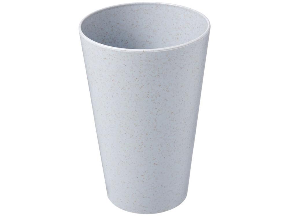 Стакан Gila объемом 430 мл, серый