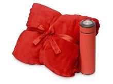 Подарочный набор «Cozy hygge» с пледом и термосом (арт. 700348.01)
