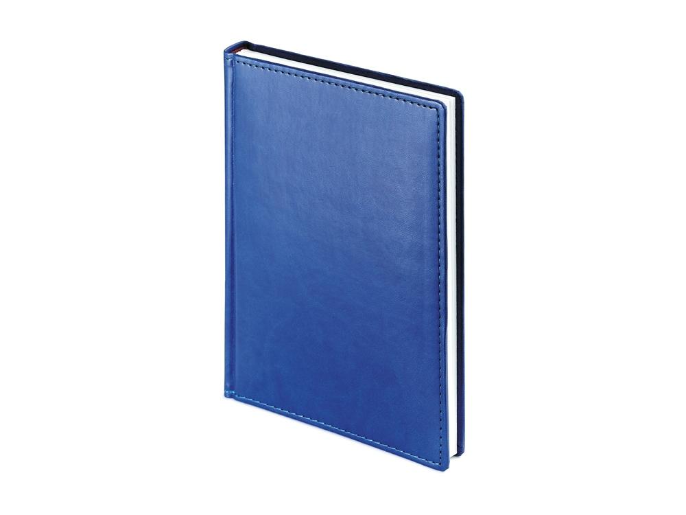 Ежедневник недатированный А4 Velvet, синий