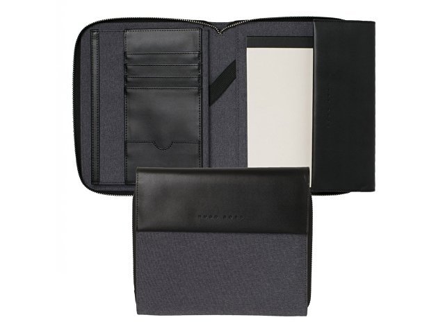 Папка для конференции А5 Advance Fabric Light Grey