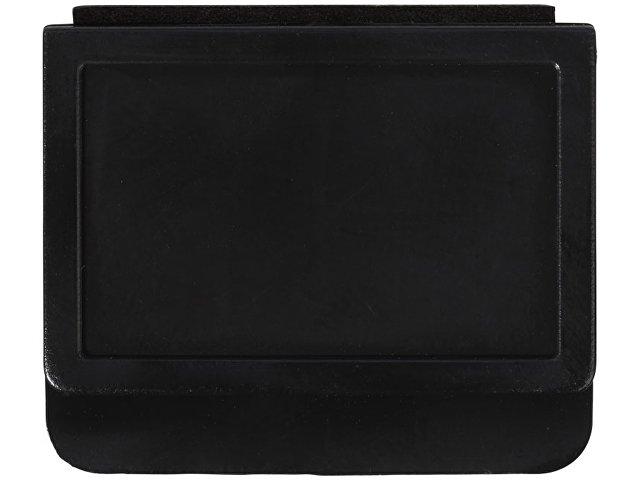 Блокировщик камеры с мягкой стороной, предназначенной для очистки монитора, черный
