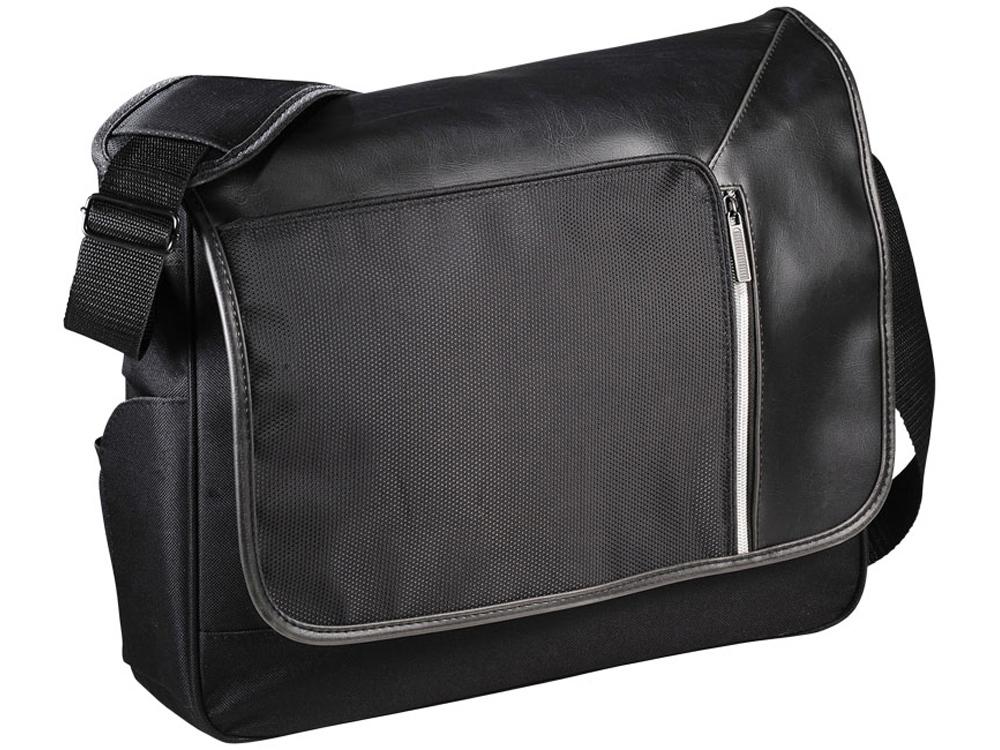 Сумка Vault для ноутбука 15,6 с защитой RFID, черный