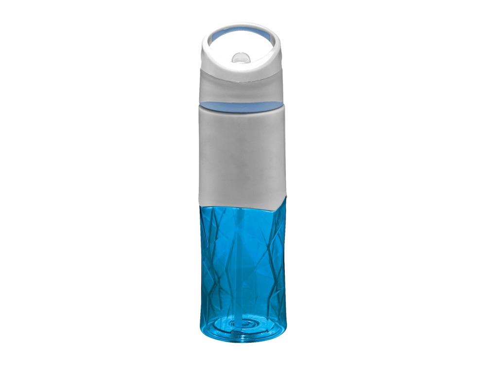 Бутылка спортивная Radius 830мл, синий