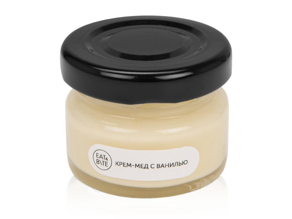Крем-мёд с ванилью 35