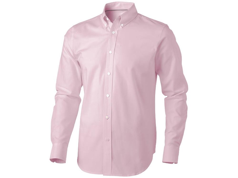Рубашка Vaillant мужская с длинным рукавом, розовый