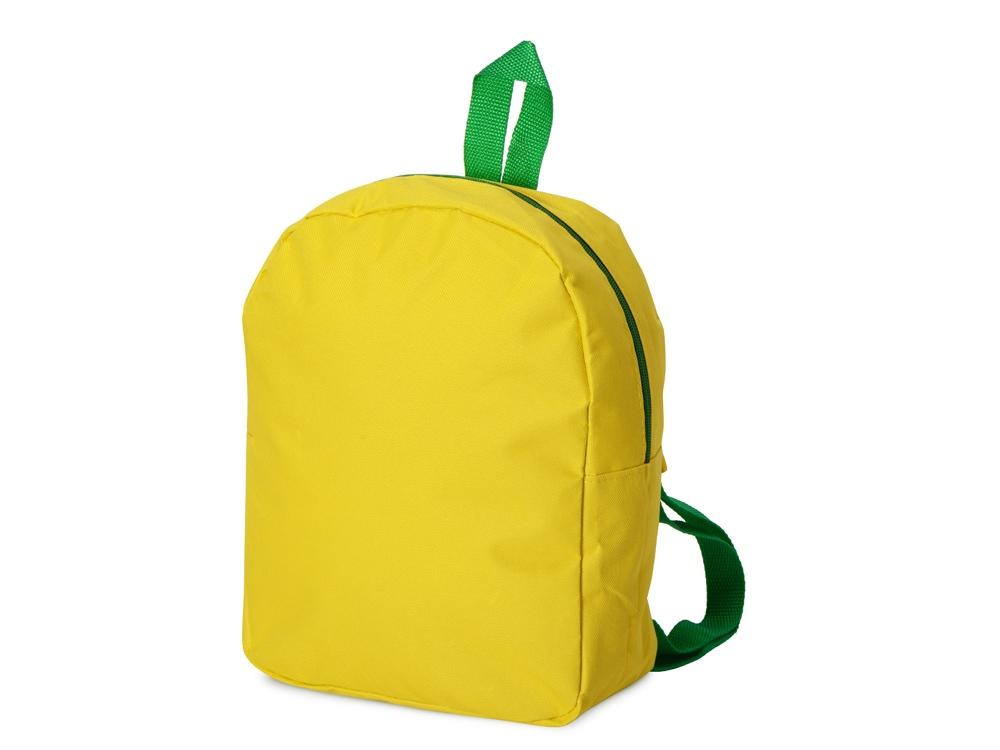Рюкзак Fellow, желтый/зеленый