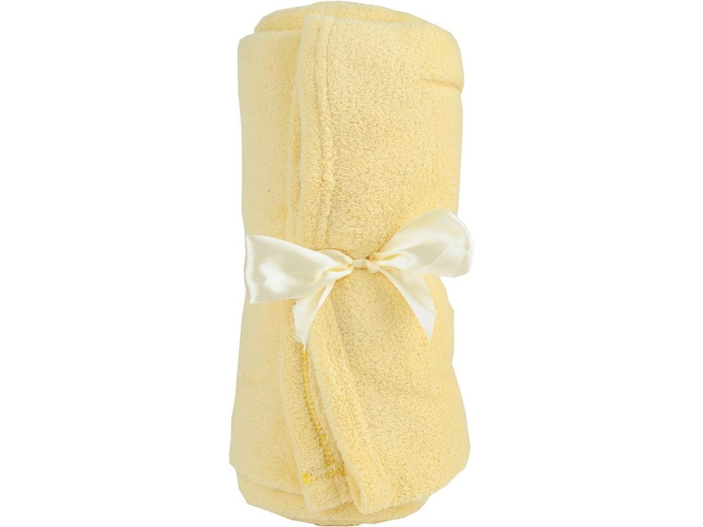 Плед в чехле Уют, желтый