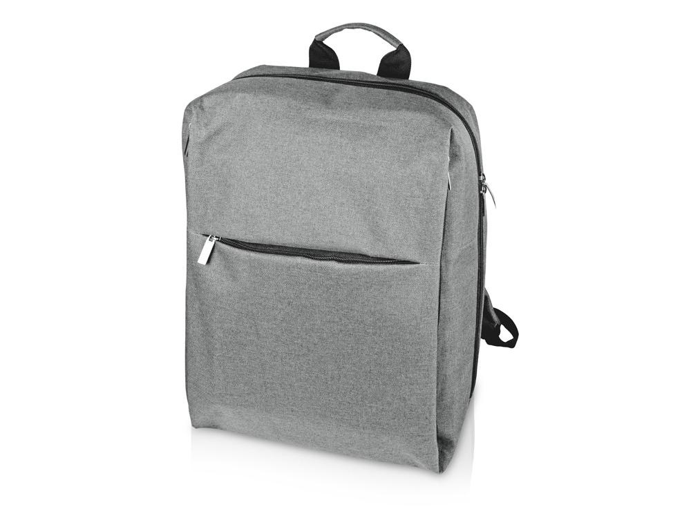 Бизнес-рюкзак Soho с отделением для ноутбука, светло-серый
