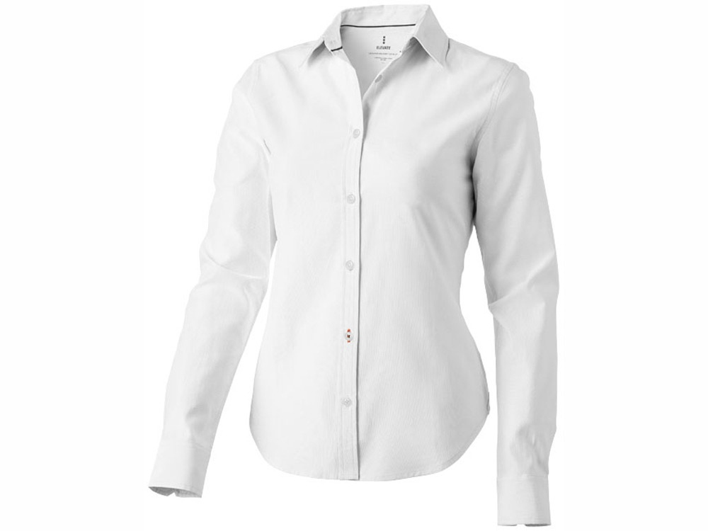 Рубашка Vaillant женская с длинным рукавом, белый