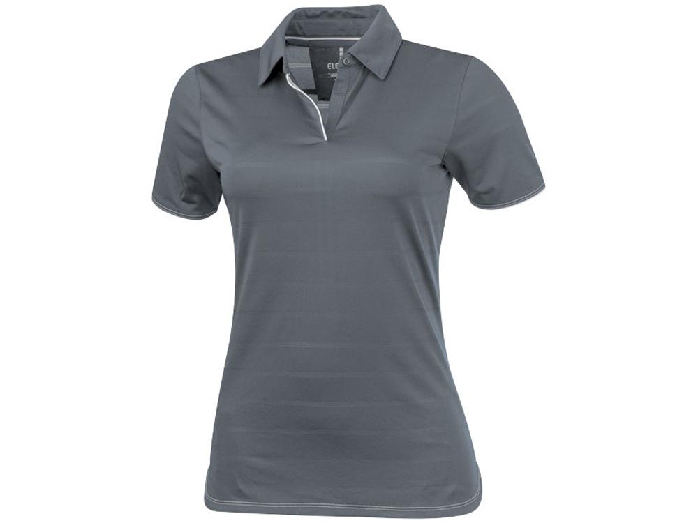 Рубашка поло Prescott женская, серый