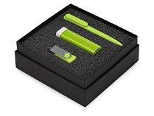 Подарочный набор On-the-go с флешкой, ручкой и зарядным устройством (арт. 700315.03), фото 2