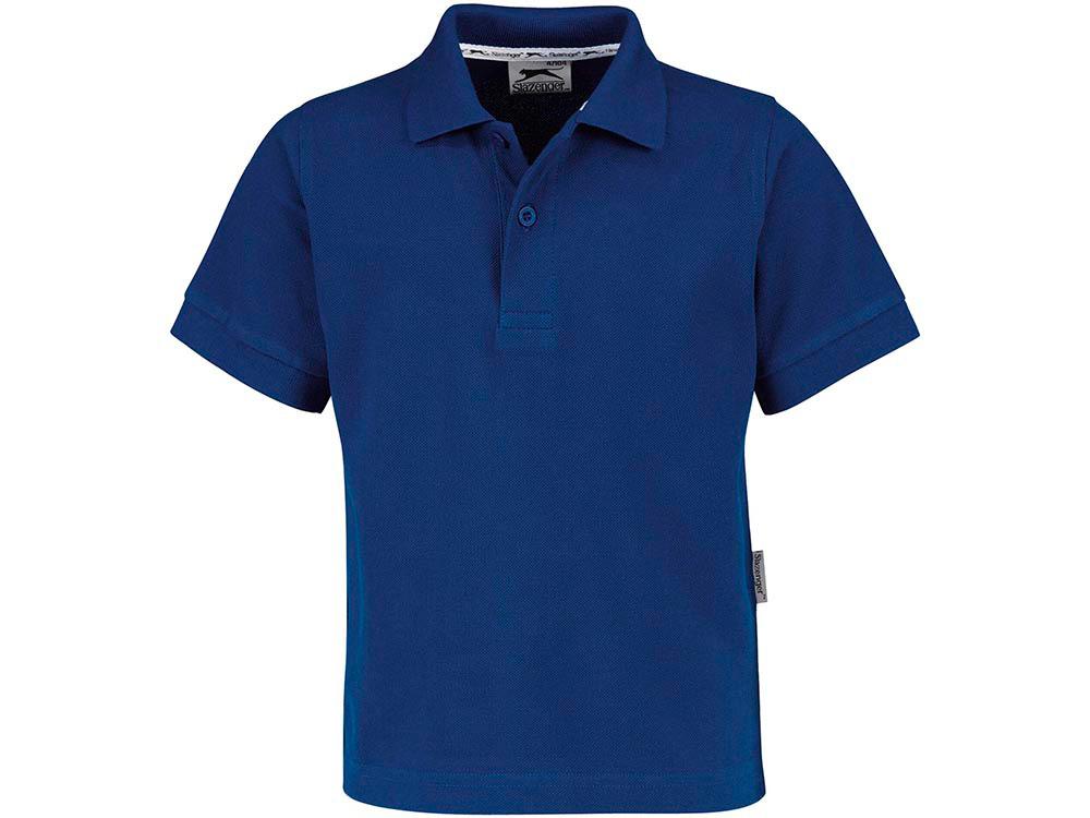 Рубашка поло Forehand детская, классический синий