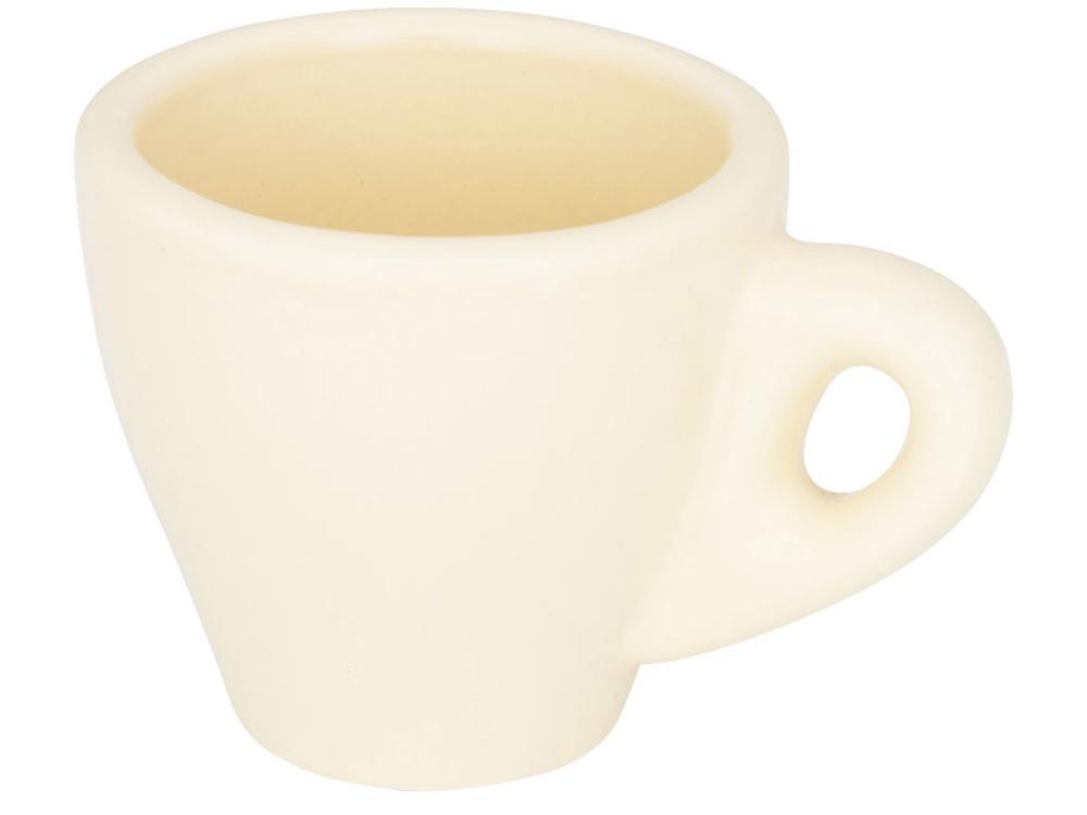 Цветная кружка для эспрессо Perk, желтый