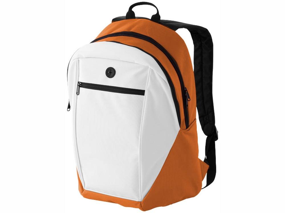 Рюкзак Ozark, оранжевый/белый