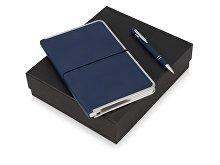 Подарочный набор «Silver Sway» с ручкой и блокнотом А5 (арт. 700323.02)