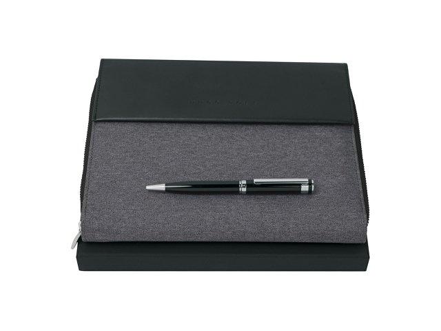 Подарочный набор: ручка шариковая, блокнот А5