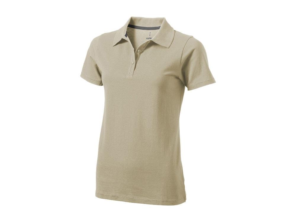 Рубашка поло Seller женская, хаки