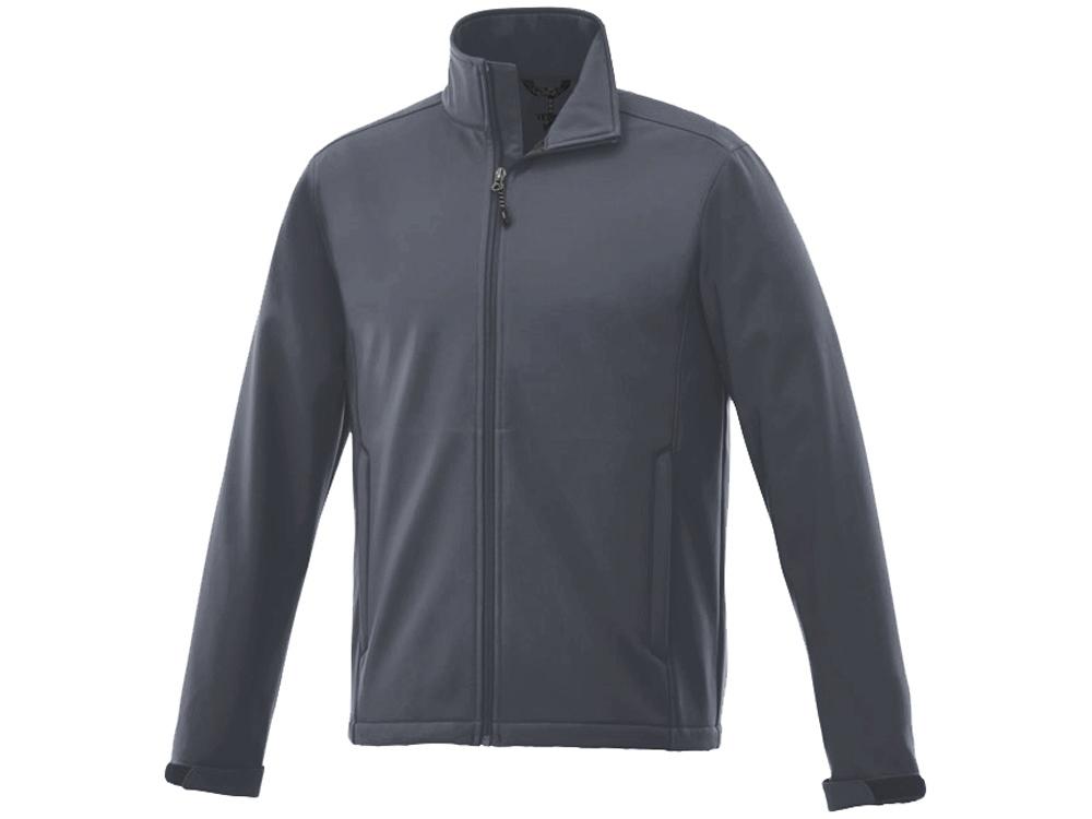 Куртка софтшел Maxson мужская, серый