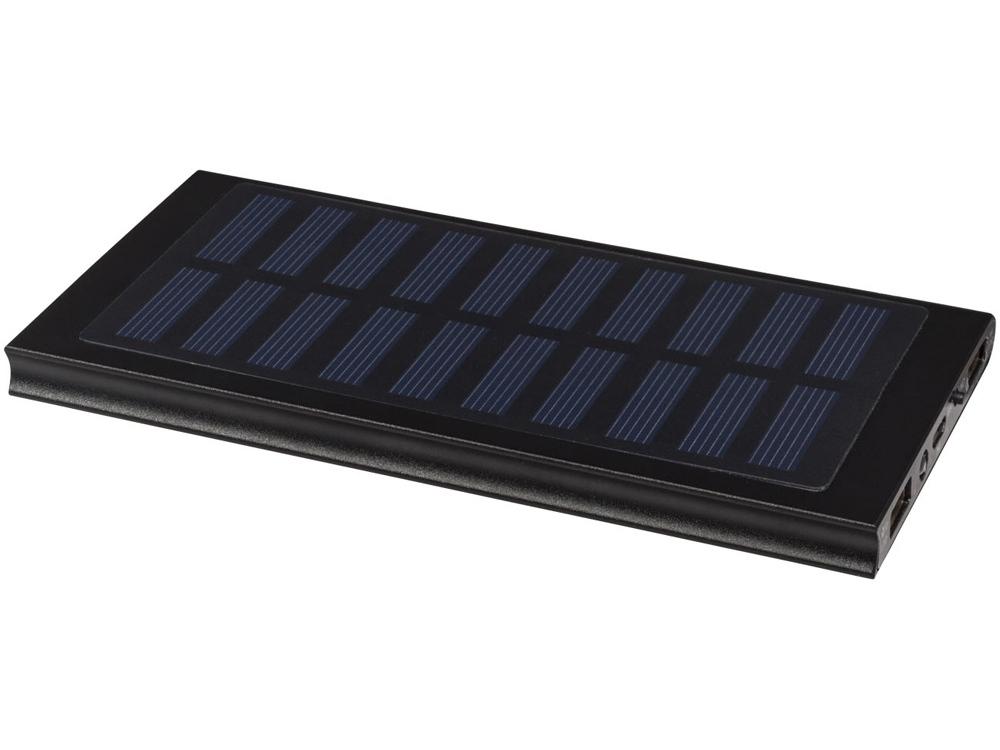 Зарядное устройство Stellar емкостью 8000 mAh, черный