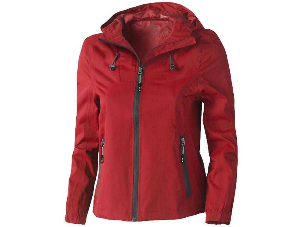 Куртка Labrador женская, красный