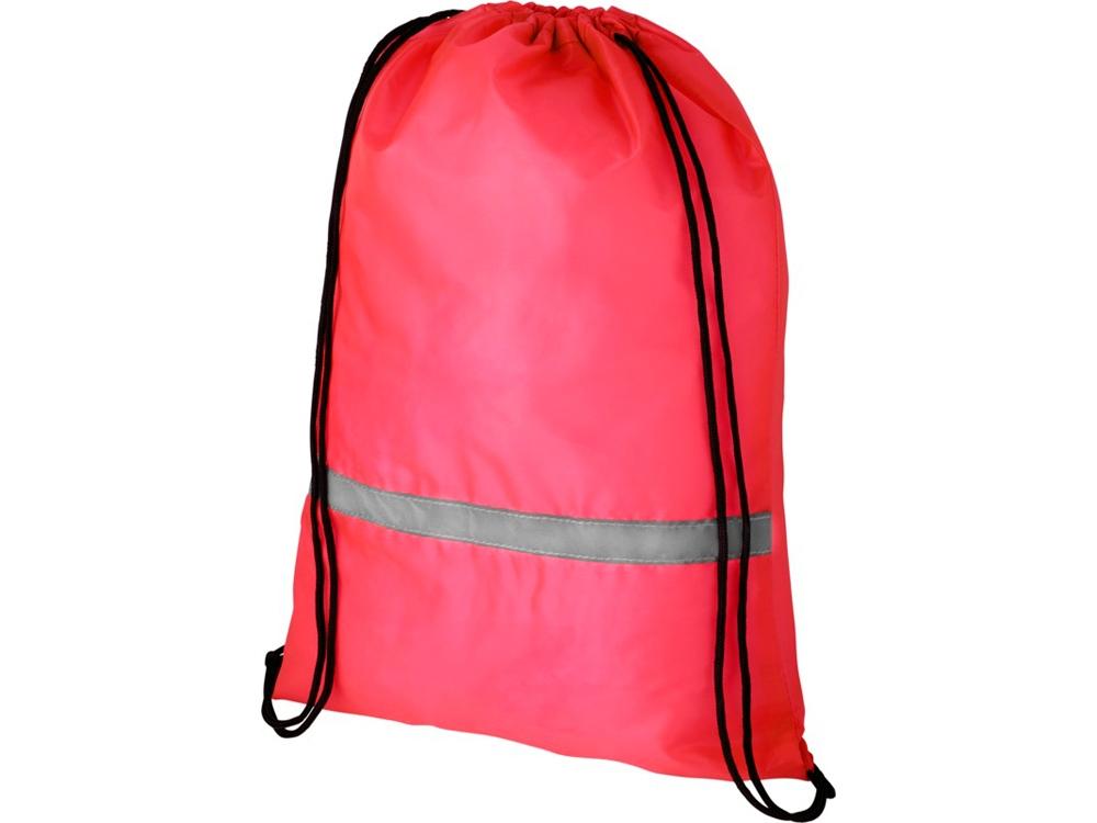 Защитный рюкзак Oriole со шнурком, красный
