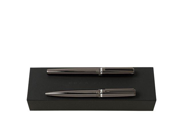 Подарочный набор: ручка шариковая, ручка перьевая