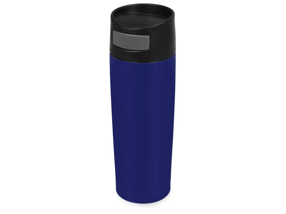 Термокружка Вакуум 450мл, синий