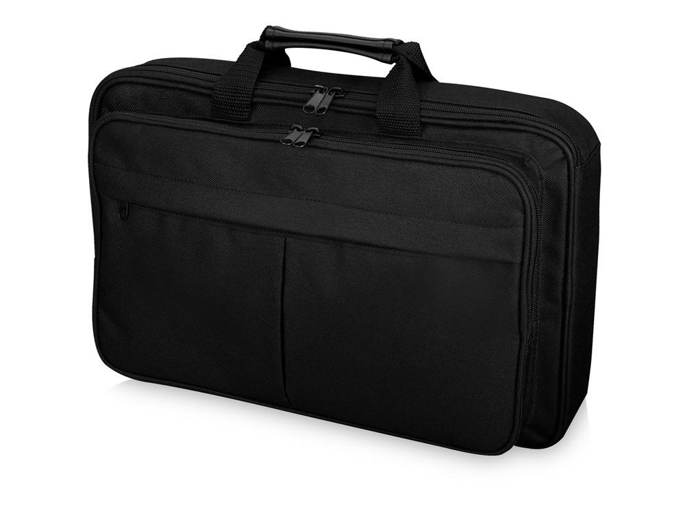 Конференц сумка-рюкзак Wichita для ноутбука 15,4, черный