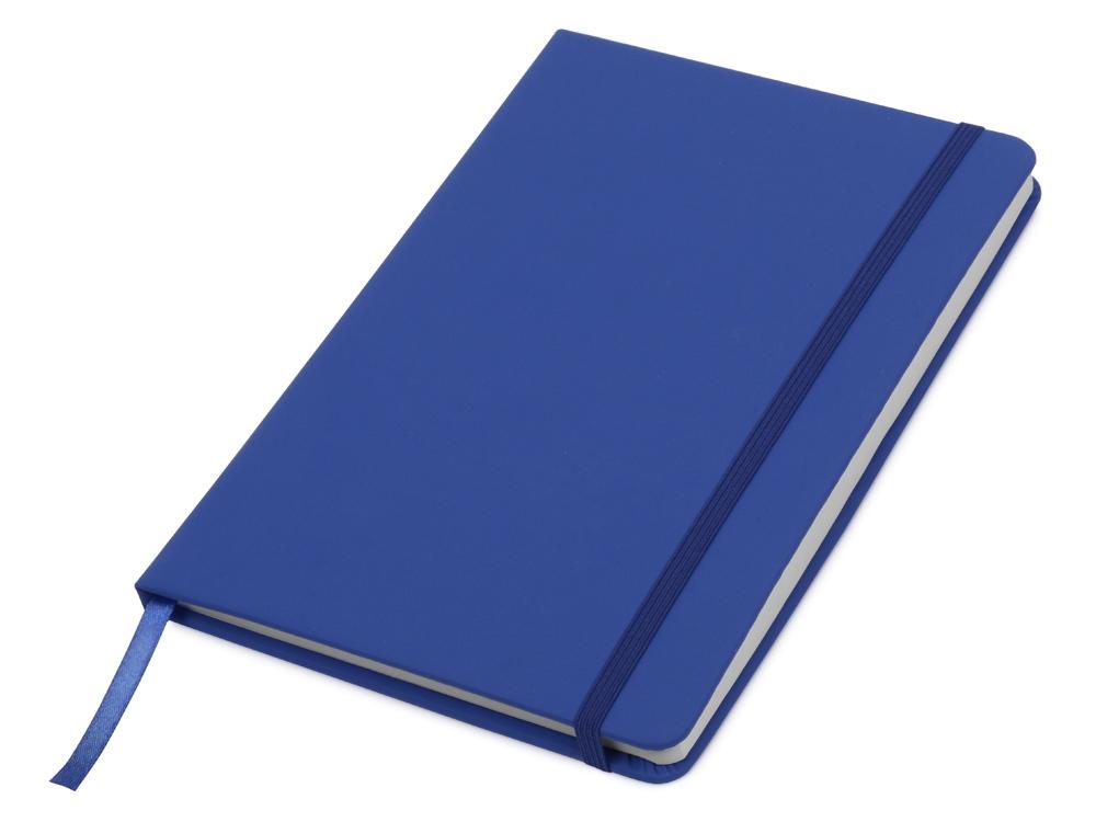 Блокнот А5 Spectrum, ярко-синий