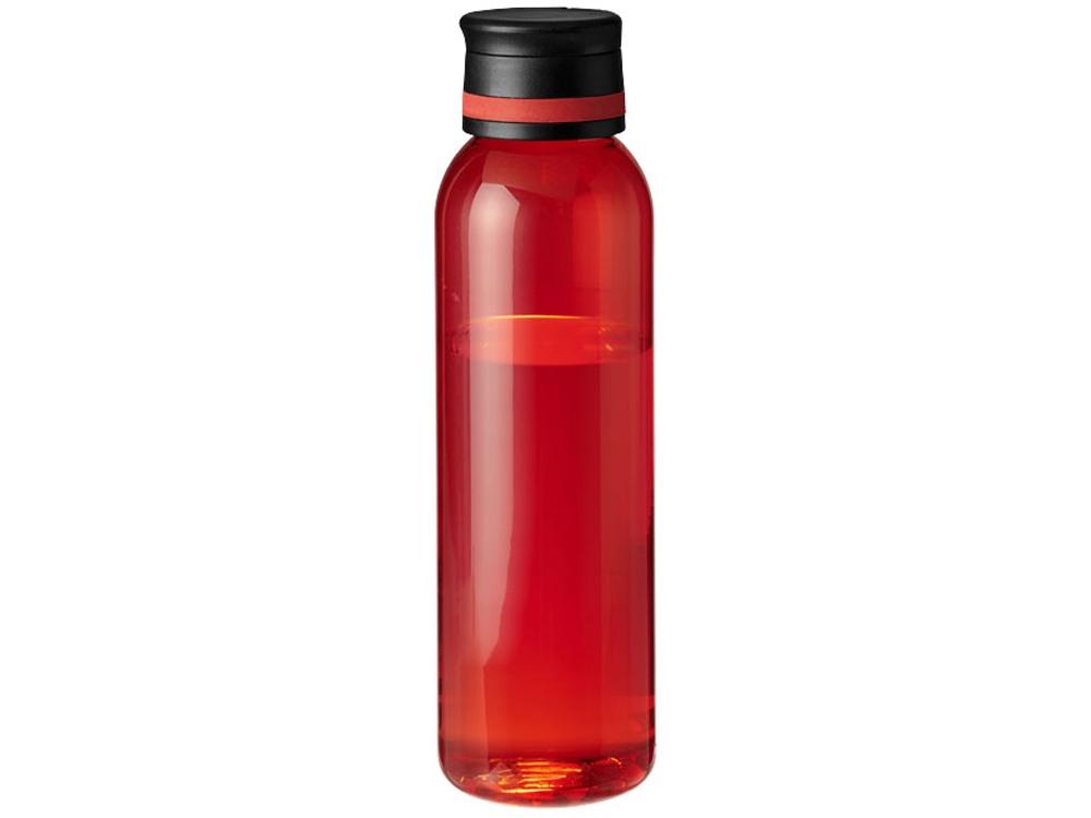 Спортивная бутылка Apollo объемом 740мл из материала Tritan™, красный