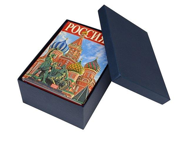 Подарочный набор «Музыкальная Россия»: балалайка, книга «Россия»