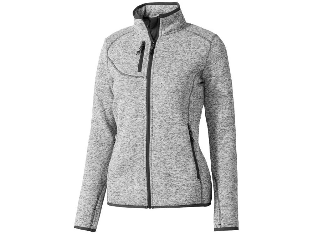Куртка трикотажная Tremblant женская, серый