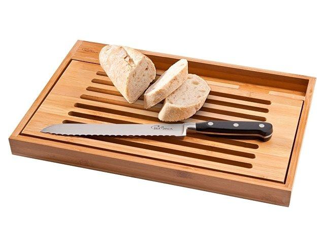 Разделочная доска и нож для хлеба от Paul Bocuse