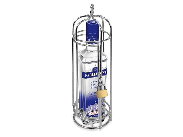 Клетка для водки «Минздрав предупреждает»