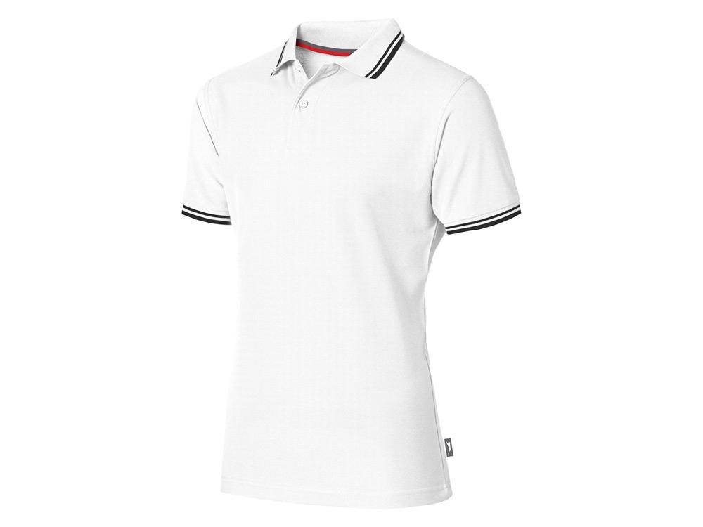 Рубашка поло Deuce мужская, белый