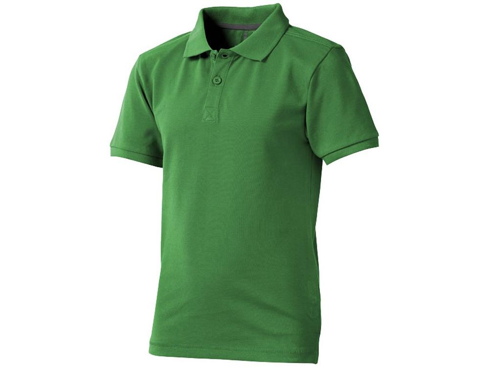 Рубашка поло Calgary детская, зеленый