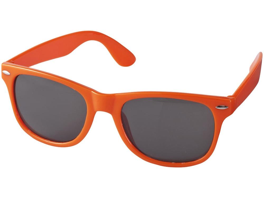 Очки солнцезащитные Sun ray, оранжевый