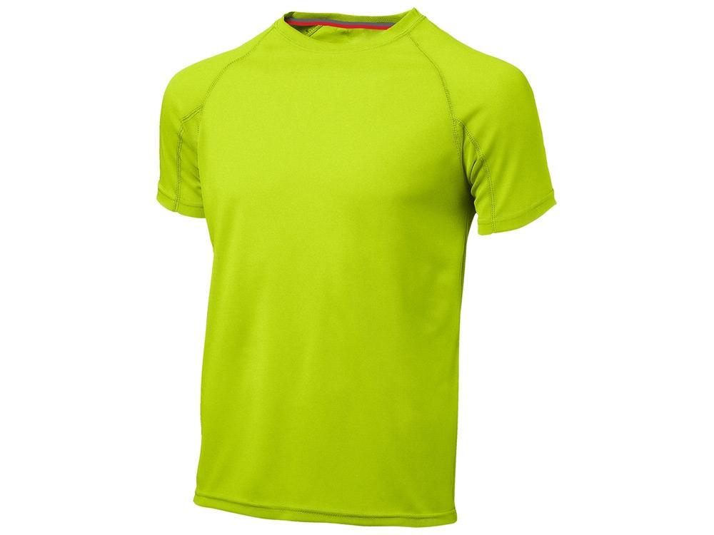 Футболка Serve мужская, зеленое яблоко