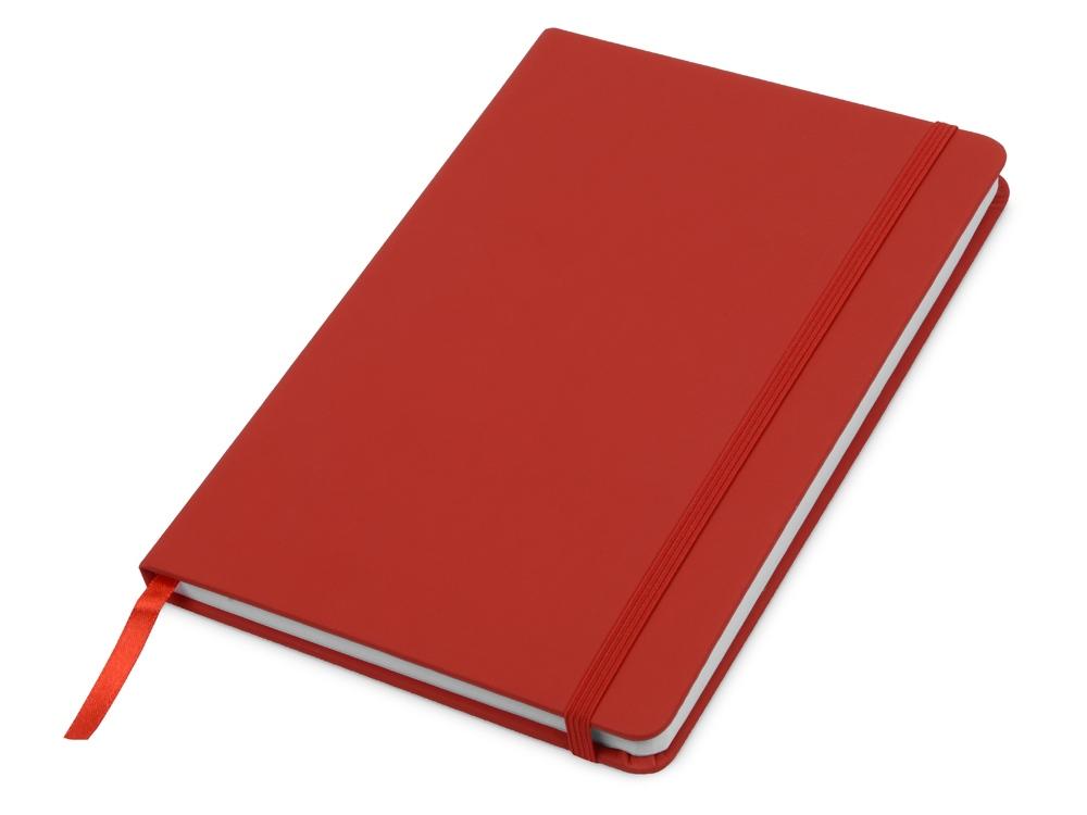 Блокнот А5 Spectrum, красный