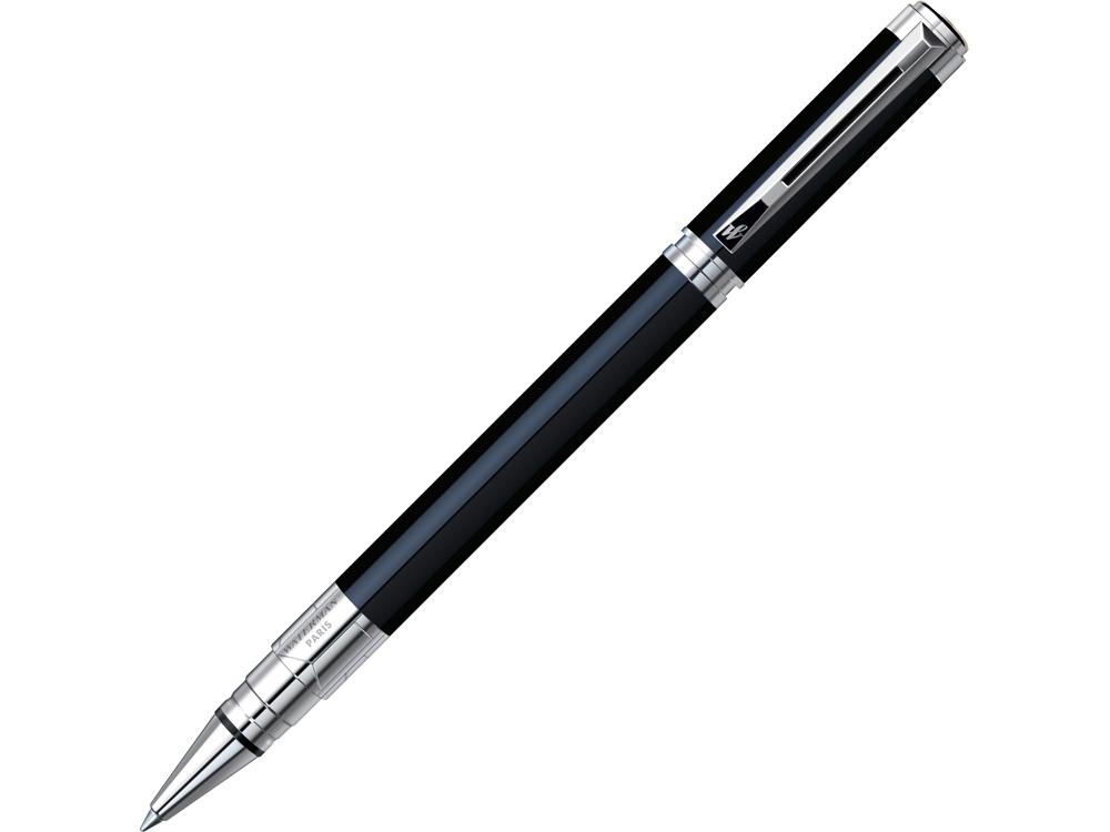 Ручка-роллер Waterman модель Perspective Black CT в футляре