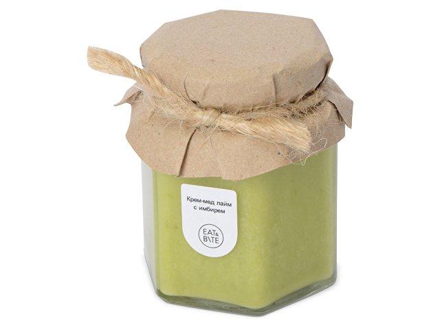Крем-мёд с лаймом и имбирем 250 гр