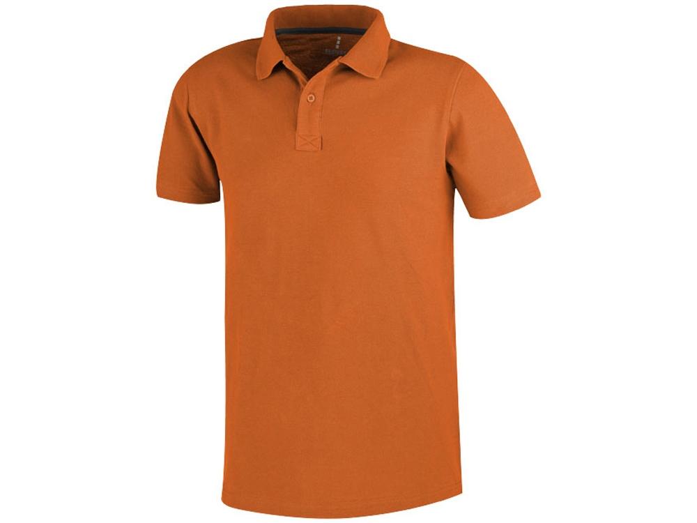 Рубашка поло Primus мужская, оранжевый