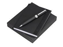 Подарочный набор: блокнот А6, ручка шариковая (арт. 50140)