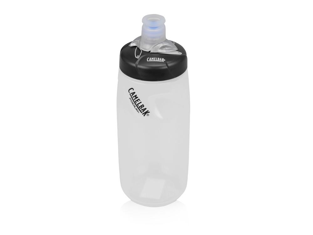 Бутылка CamelBak Custom Print Podium 0,61л, черный/белый прозрачный