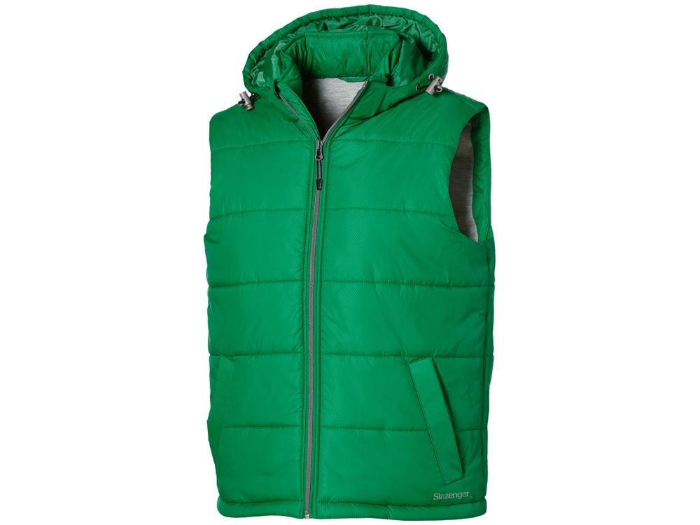 Жилет Mixed Doubles мужской, ярко-зеленый