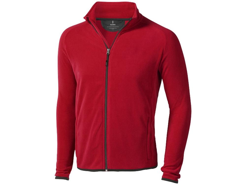 Куртка флисовая Brossard мужская, красный